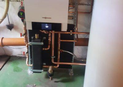 ketelvervanging met boiler Viessmann 1